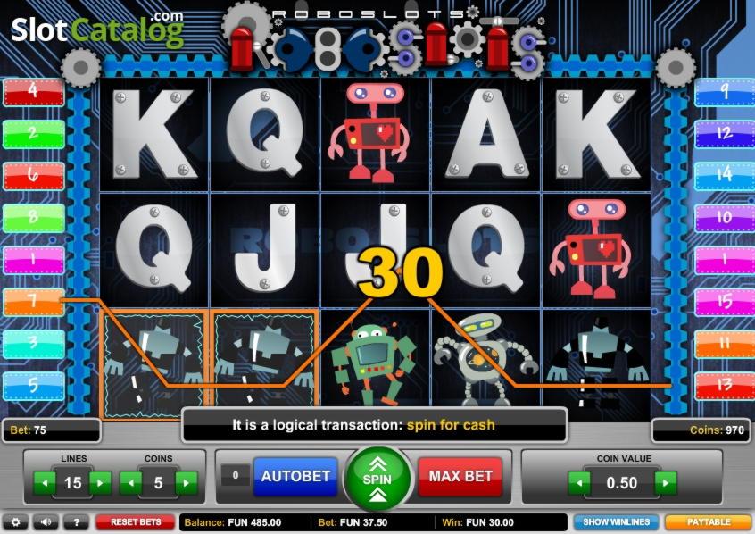 £470 No deposit at All Slots Casino