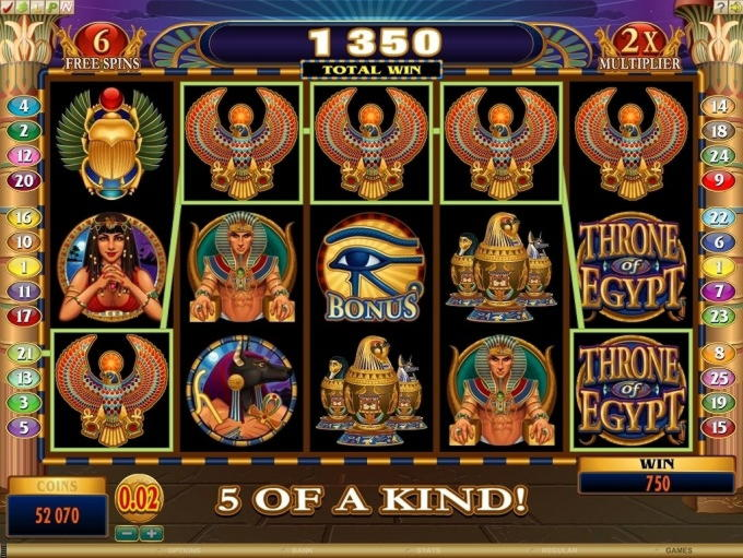33 Free Spins right now at Big Cash Casino