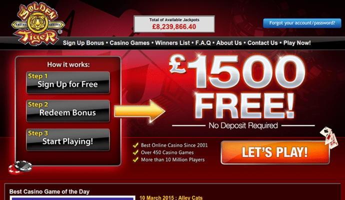 €315 No deposit bonus code at Captain Cooks Casino