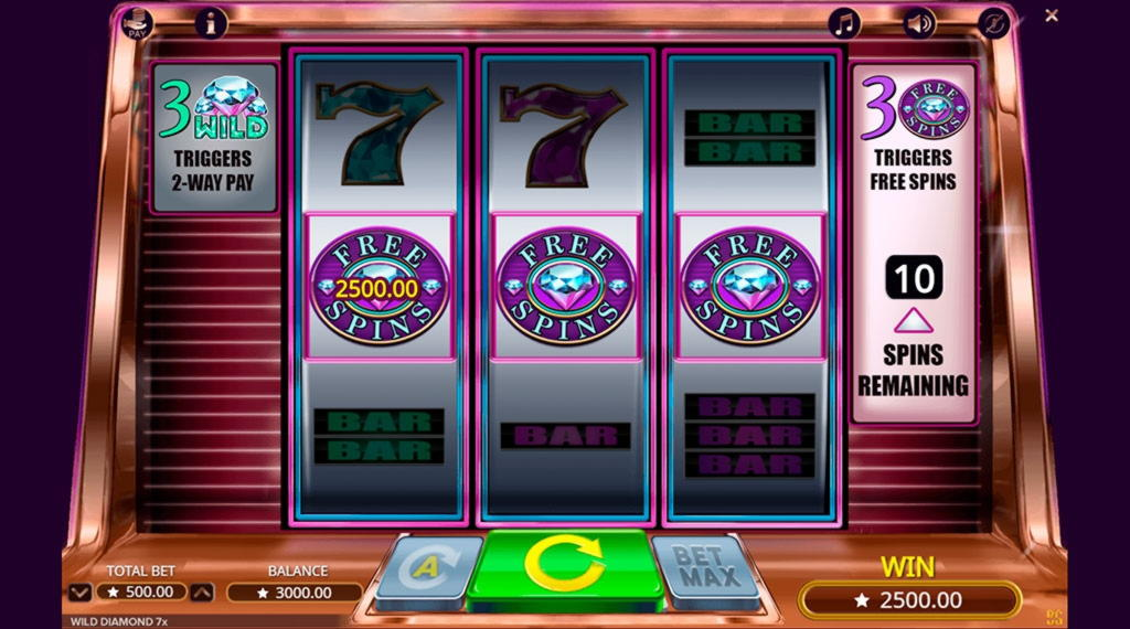 66 FREE Spins at Ruby Fortune Casino