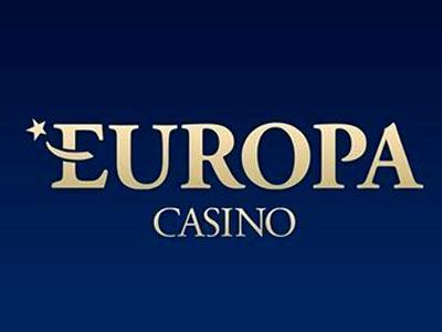 Zrzut ekranu Europa Casino