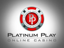 35% Casino Welcome Bonus at Platinum Play Casino
