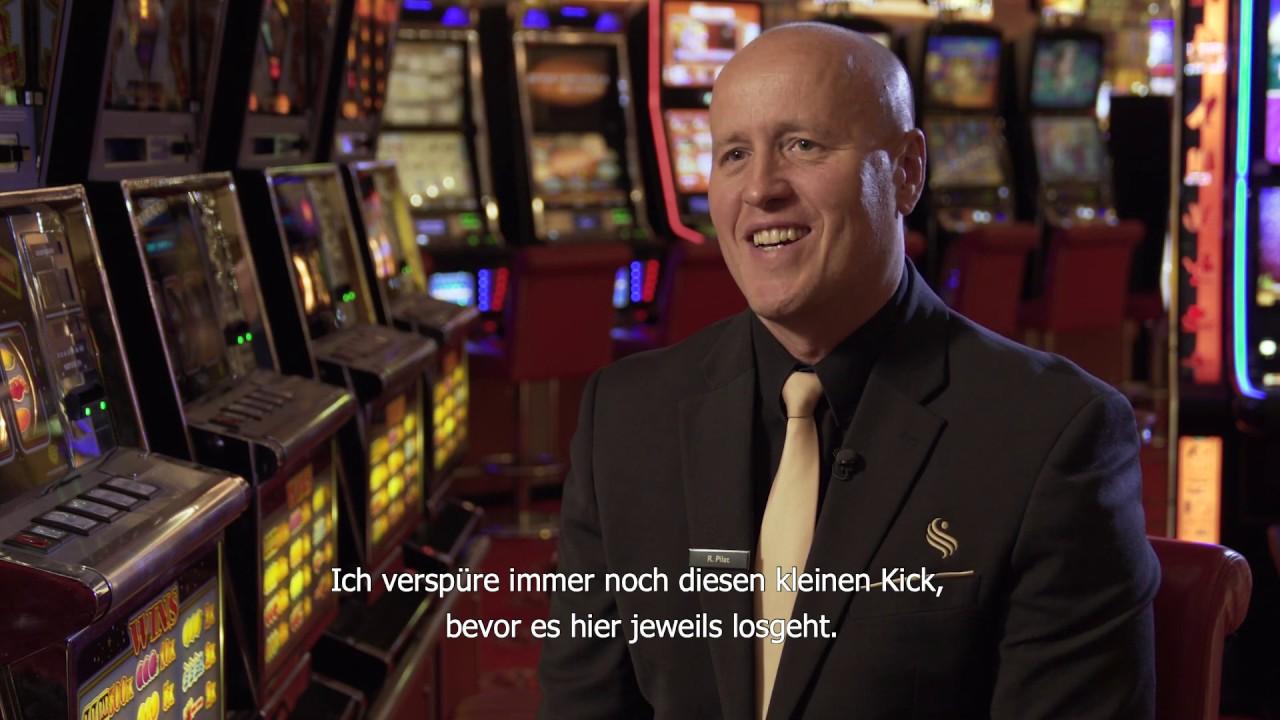 Arbeiten im Casino - Guest Relations Manager