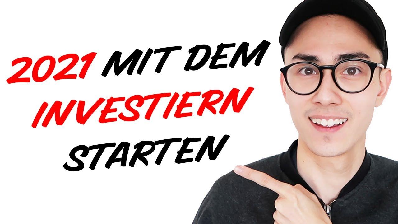 WIE würde ich 2021 mit dem Investieren STARTEN?  💸 | Sparkojote