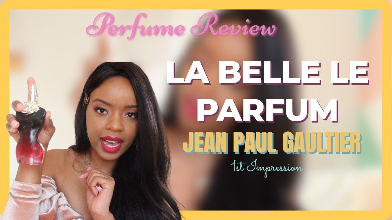 NEW! Jean Paul Gaultier La Belle Le Parfum | 1st IMPRESSION is it BETTER than the original?