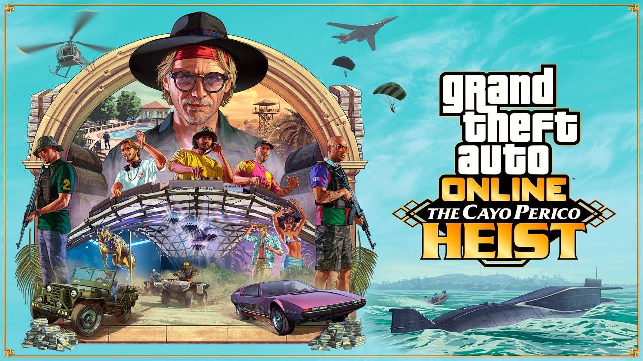 GTA Online: The Cayo Perico Heist