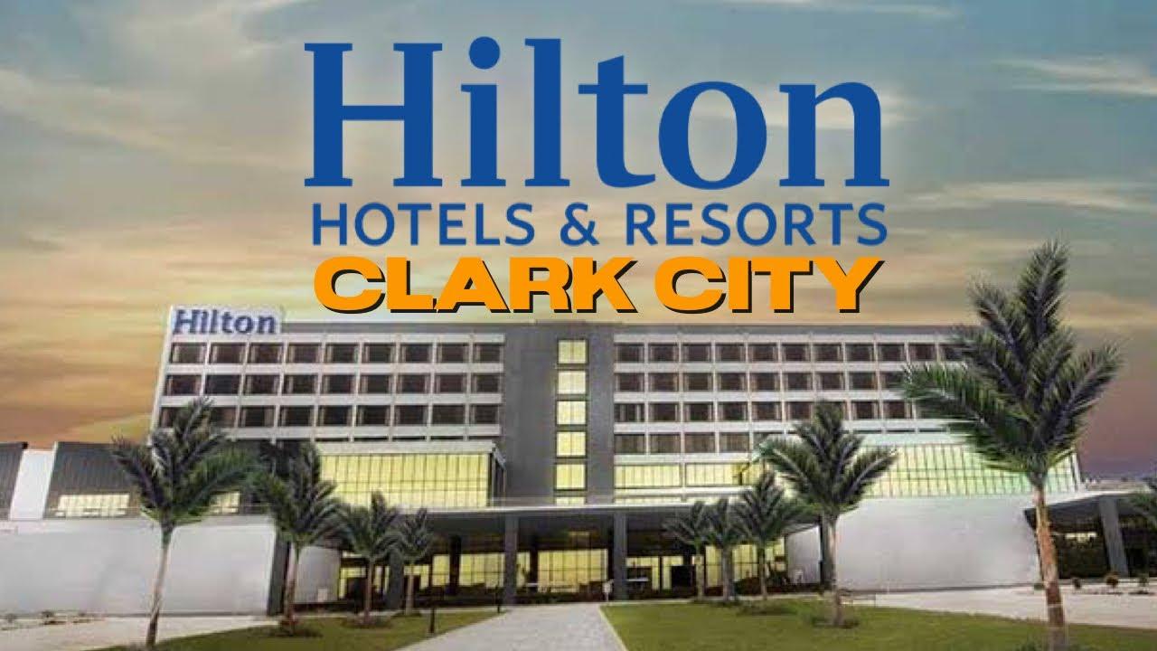 Hilton Resort and Casino in Clark Pampanga